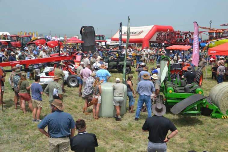 Balfour farmers makes a hey-day of their 'Hay Day'