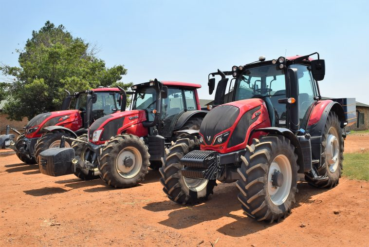 Valtra takes the lead with service, technology and reliability