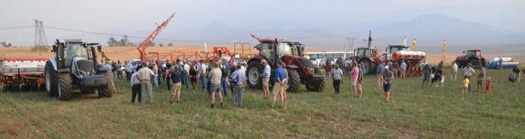 Land conservation is first on no-till farmers' list